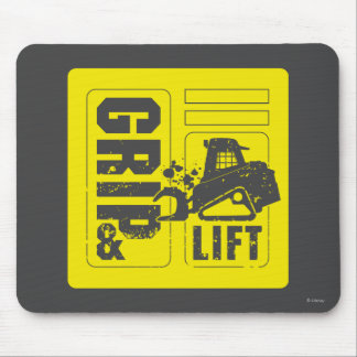 Drip Grip & Lift Mouse Pad