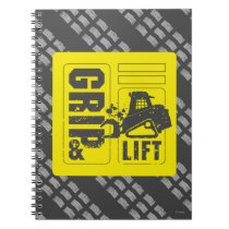 Drip Grip & Lift Notebook