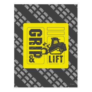 Drip Grip & Lift Postcard
