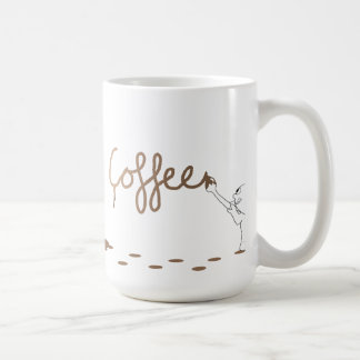 Drip Guy Painting Coffee Coffee Mug