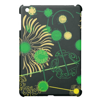 Drip Painting Case For The iPad Mini