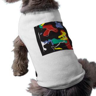 Drip Painting T-Shirt