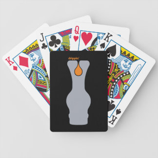 Drippin' Bicycle Card Deck