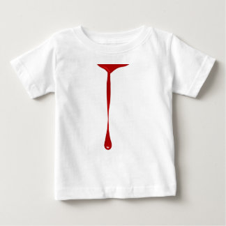 Dripping Blood Baby T-Shirt