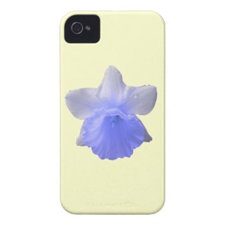 Dripping Daffodil Blue iPhone 4 Case