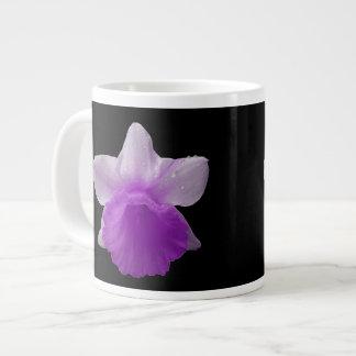 Dripping Daffodil Purple Mug