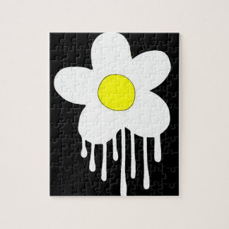 Dripping Daisies Puzzle