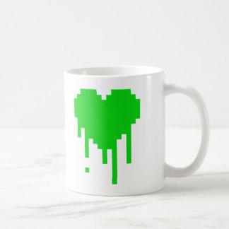 Dripping Heart Coffee Mug