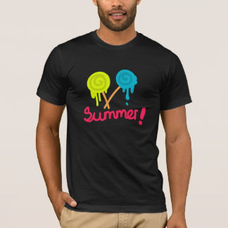 Dripping Lolly By BashCandy T-Shirt
