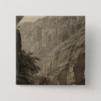 Dripping Pool, Kanab Canyon Pinback Button
