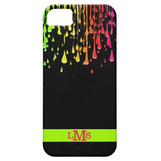 Dripping Rainbow Case-Mate iPhone 5/5S Case iPhone 5/5S Cases