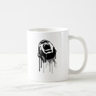 Dripping Scream Coffee Mug