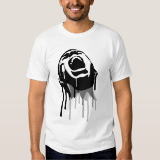 Dripping Scream T Shirts