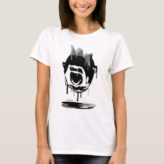 Dripping Scream Upside Down T-Shirt