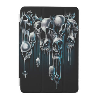 Dripping Skulls iPad Mini Cover