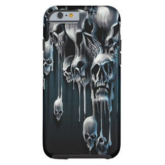 Dripping Skulls Tough iPhone 6 Case