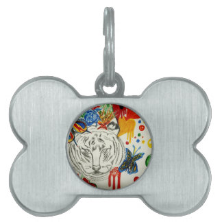 Dripping Tiger Products Pet Tag