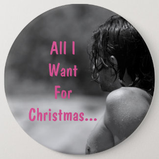 Dripping With Desire Pinback Button