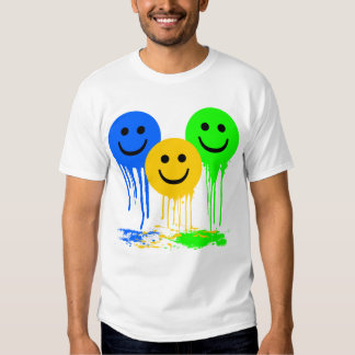 DRIPPING WITH HAPPINESS T-SHIRTS
