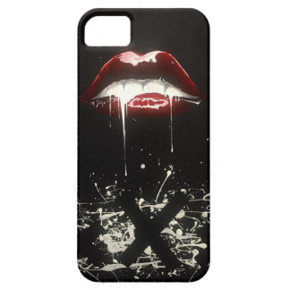 Dripping with sin iPhone SE/5/5s case