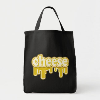 """Drippy Cheese"" Say What? Tote Bag"