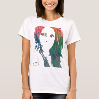 drippy girl women shirt