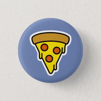 Drippy Pizza Pinback Button