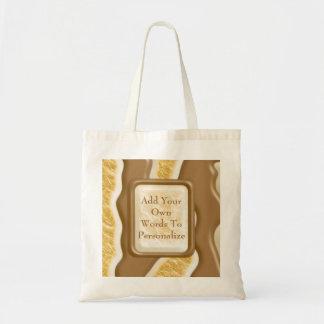 Drips - Chocolate Marshmallow Tote Bag