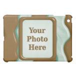 Drips - Chocolate Mint iPad Mini Covers