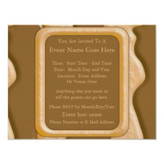 Drips - Chocolate Peanut Butter Card