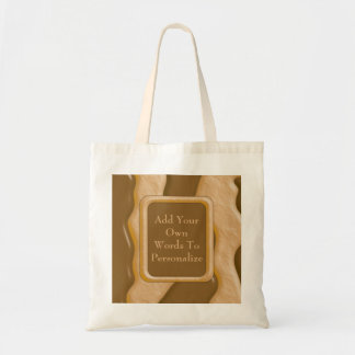 Drips - Chocolate Peanut Butter Tote Bag