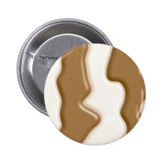 Drips - Milk Chocolate and White Chocolate Pins