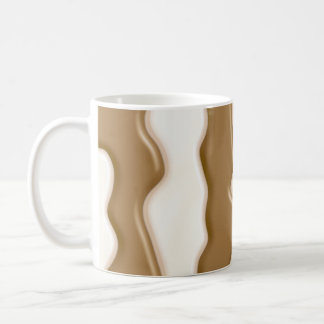 Drips - Milk Chocolate and White Chocolate Coffee Mug