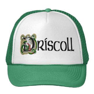 Driscoll Celtic Dragon Cap Trucker Hat