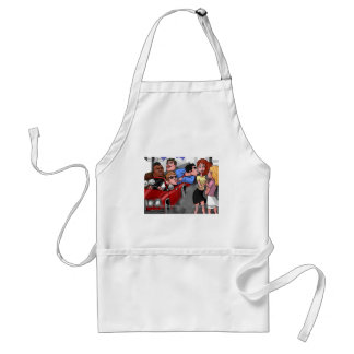 Drive By Hickey Gangs Funny Tees Mugs Gifts Apron
