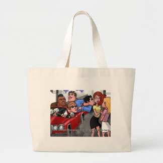 Drive By Hickey Gangs Funny Tees Mugs Gifts Canvas Bag
