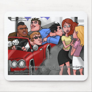 Drive By Hickey Gangs Funny Tees Mugs Gifts Mouse Pad