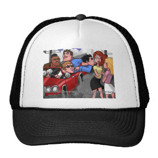 Drive By Hickey Gangs Funny Tees Mugs & Gifts Trucker Hat