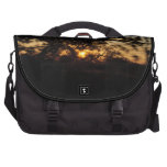 Drive By Sunset Laptop Computer Bag