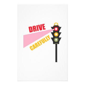 Drive Carefully Stationery
