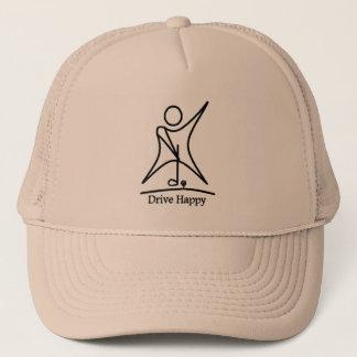 Drive Happy (Golf) 02 Trucker Hat