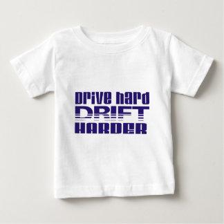drive hard drift harder tee shirt