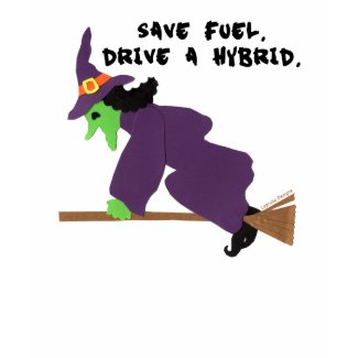 witch shirt