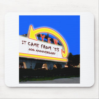 Drive-In 60th Anniversary Mouse Pad