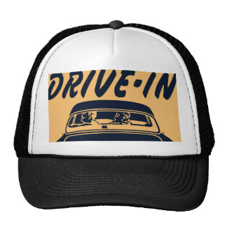 Drive In Trucker Hat