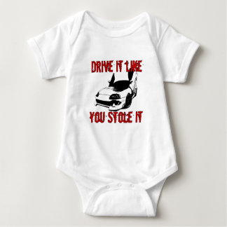 Drive it like you stole it - import race car tshirt