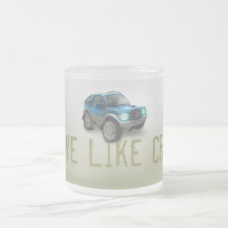 Drive Like Crazy - Mug - Template