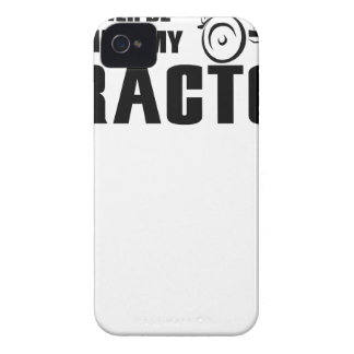 Drive my Tractor Case-Mate iPhone 4 Case
