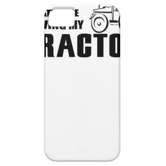 Drive my Tractor iPhone SE/5/5s Case