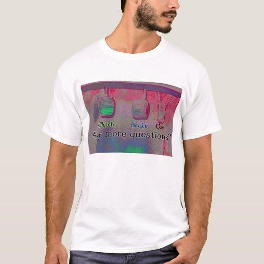 Drive Stick T-Shirt